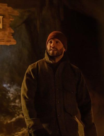 The Wolf Den Cavern - American Gods Season 3 Episode 8