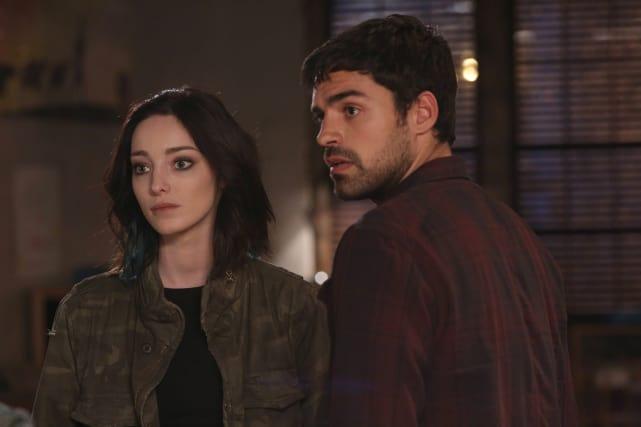 Meet Polaris & Eclipse - The Gifted Season 1 Episode 1