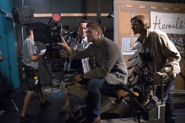 Action! - Supernatural Season 10 Episode 5
