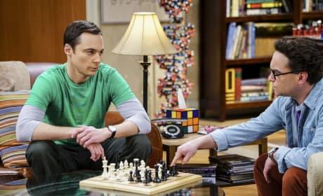 A Game of Chess - The Big Bang Theory Season 10 Episode 13