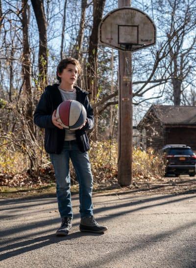 Shooting Hoops - Manifest Season 3 Episode 6