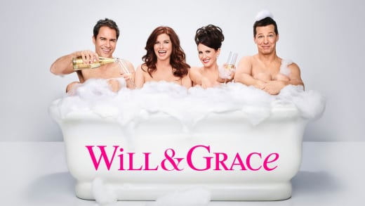 Will & Grace Banner