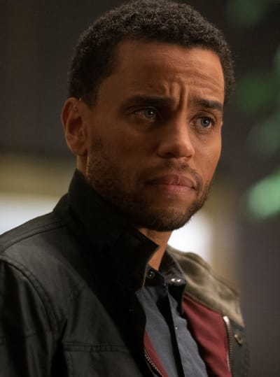 Michael Ealy on Stumptown