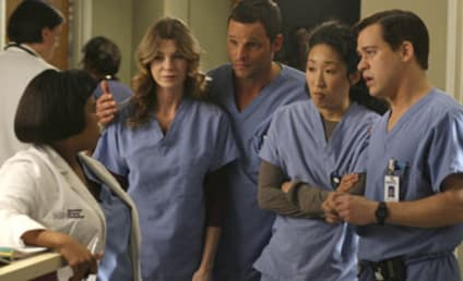 Grey's Anatomy Caption Contest VII