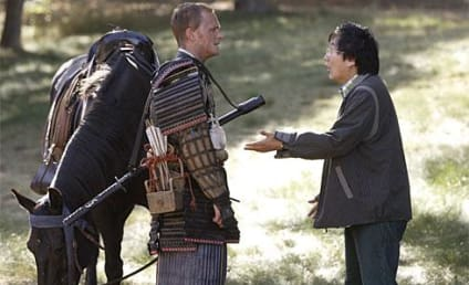 A Revealing Heroes Photo: David Anders as Takezo Kensei