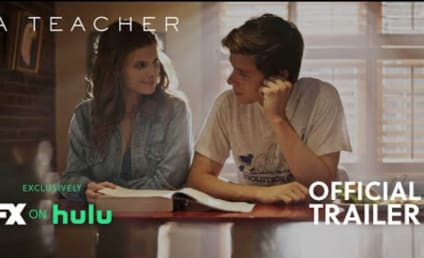 A Teacher Trailer: Kate Mara Gets Tangled Up With a Student in FX on Hulu Limited Series