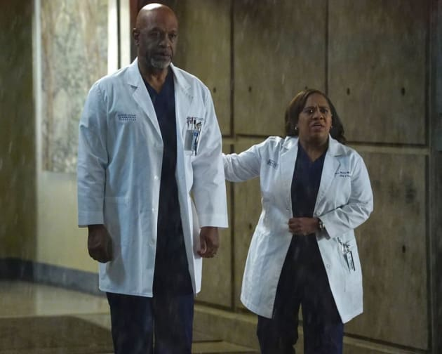 A Building Collapse - Grey's Anatomy