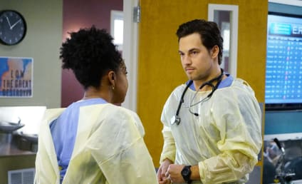 Grey's Anatomy Photo Preview: War Of The Hunts!
