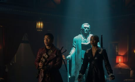 Prudence and Ambrose - Chilling Adventures of Sabrina Season 1 Episode 20