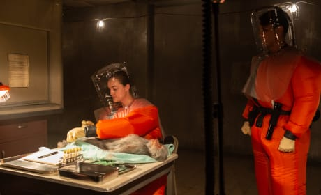 The Dissecting Room - The Hot Zone