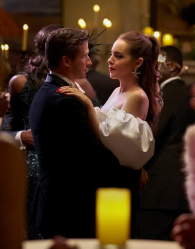 Romantic Issues - Tall - Dynasty Season 2 Episode 18