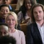 Juliette and Avery at church - Nashville Season 5 Episode 6