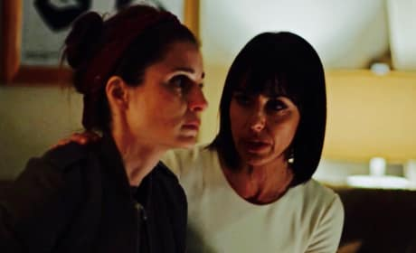 Quinn convinces Rachel to get her dad help - UnREAL Season 3 Episode 6