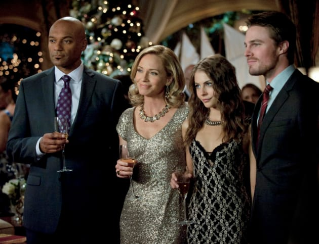 Oliver's Christmas Party