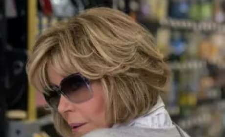 Hiding in Plain Sight - Grace and Frankie