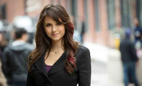 Elena's New Hair