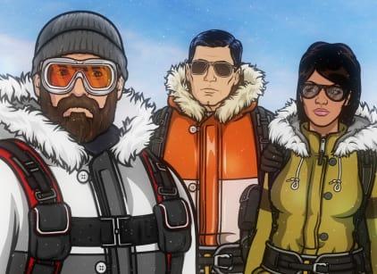 Watch Archer Season 6 Episode 3 Online