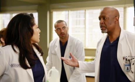 Richard, Jackson and Callie