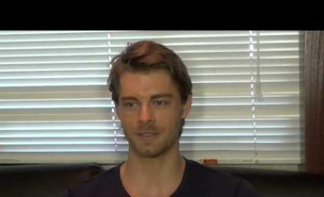 Luke Mitchell Set Q&A