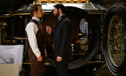 TV Ratings Report: Time After Time Flops