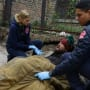 Brett and Mills save an elf - Chicago Fire Season 3 Episode 10