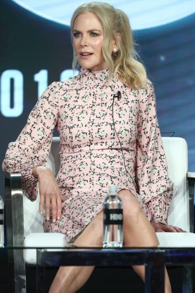 Nicole Kidman Attends TCA