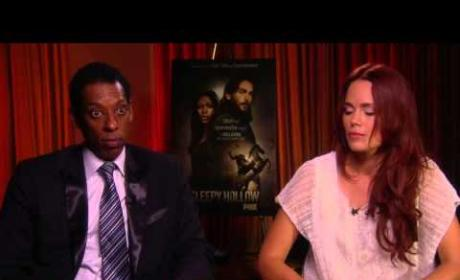 Orlando Jones and Katia White Interview