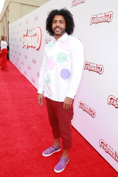Daveed Diggs Attends Event