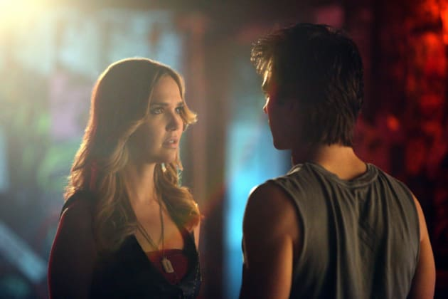 Lexi and Damon
