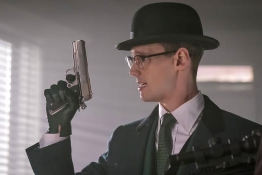 The Riddler Has Arrived - Gotham Season 3 Episode 20
