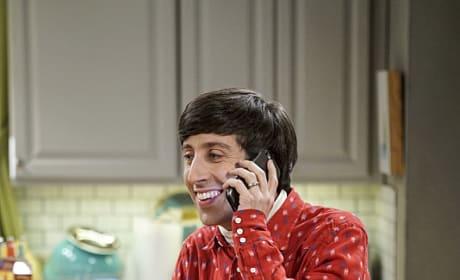 Howard Gets a Call - The Big Bang Theory Season 10 Episode 1