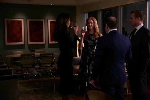 Jessica's Goodbye - Suits Season 6 Episode 10