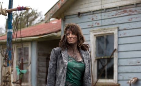 Lucy Lawless as Ruby