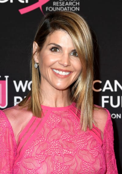 Lori Loughlin Attends Women's Cancer Research Fund