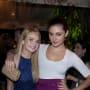 Britt Robertson and Phoebe Tonkin