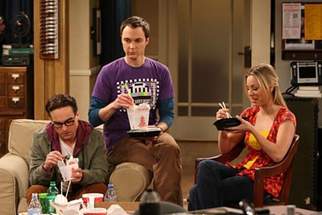 Sheldon Lost His Seat