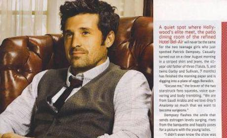 Patrick in TV Guide