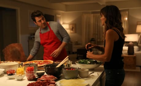Kitchen Confrontation - A Million Little Things Season 1 Episode 4