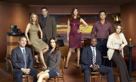 Private Practice Cast Pic