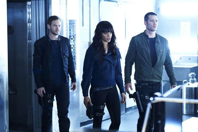 Confronting Dr. Jaeger - Killjoys Season 1 Episode 7