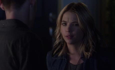 Pretty Little Liars Clip - Questioning Hanna