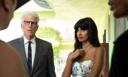 The Good Place Season 3 Episode 6 Review: The Ballad of Donkey Doug