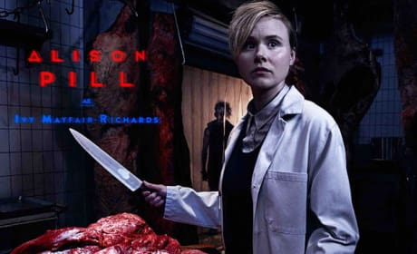 Alison Pill as Ivy Mayfair-Richards - American Horror Story