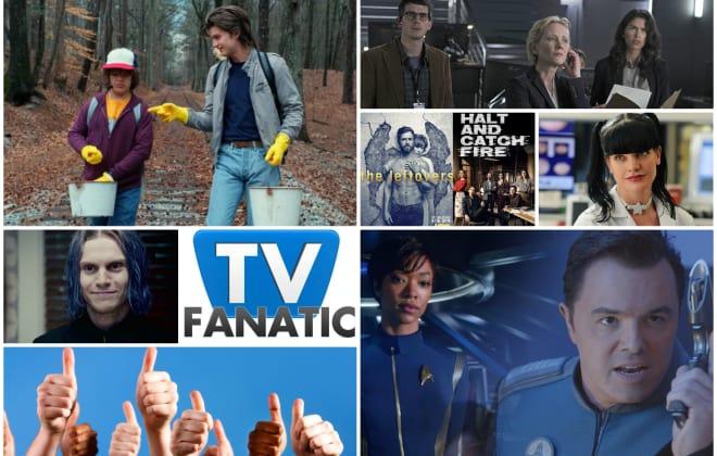 Thanksigiving 2017: TV Fanatics Share their Appreciation of the Small Screen