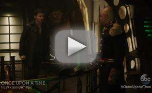 Once Upon A Time Sneak Peek: Killian Hunts a Kraken!