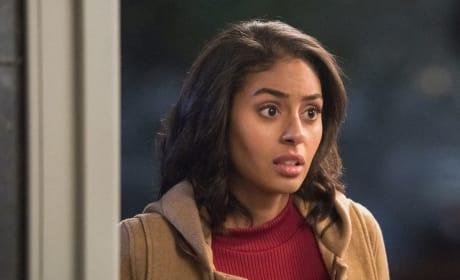 Wayward Sisters - Patience Finds Acceptance - Supernatural Season 13 Episode 10
