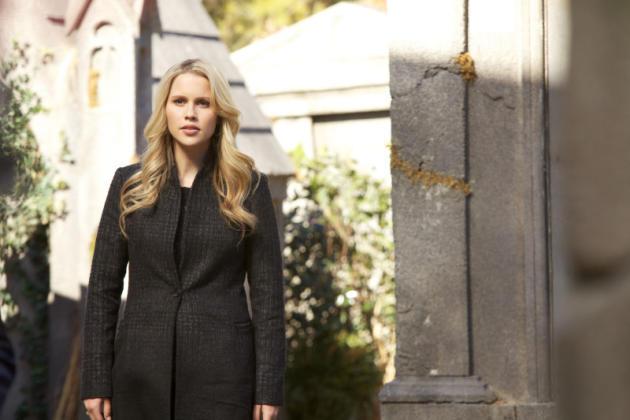Rebekah Stands Alone