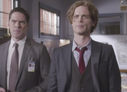 Watch Criminal Minds Season 11 Episode 12 Online