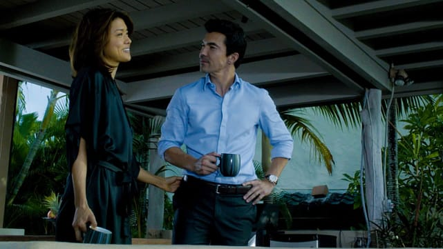 """I want to be your wife Adam."" Hawaii Five-0"