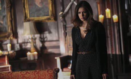 Elena Looks On - The Vampire Diaries